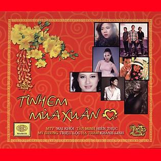 CD Tình Em Mùa Xuân (MASECO)