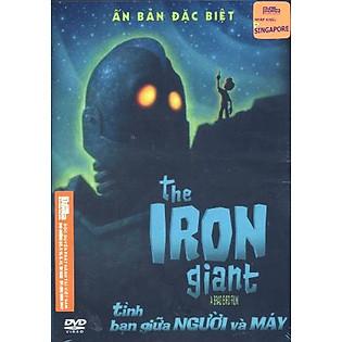 Tình Bạn Giữa Người Và Máy - The Iron Giant(DVD)