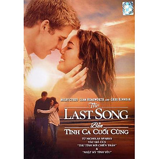 Bản Tình Ca Cuối Cùng - The Last Song (DVD)