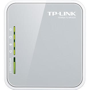 TP-LINK TL-MR3020 - Router Wifi Chuẩn N Không Dây 3G/3.75G