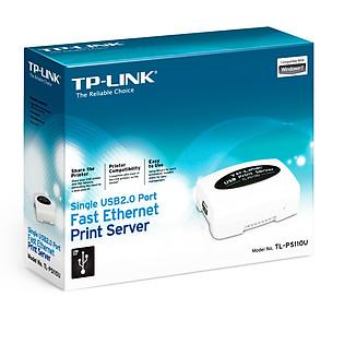 TP-LINK TL-PS110U - Print Server