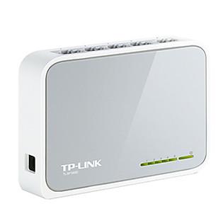 TP-LINK  TL-SF1005D - Bộ Chia Tín Hiệu Để Bàn 5 Cổng 10/100Mbps