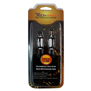 Cáp Headphone Techmate TMEC-05 - 3.5Mm