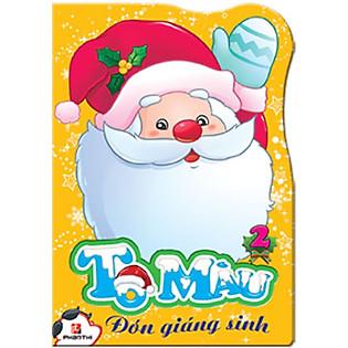 Tô Màu Đón Giáng Sinh 02