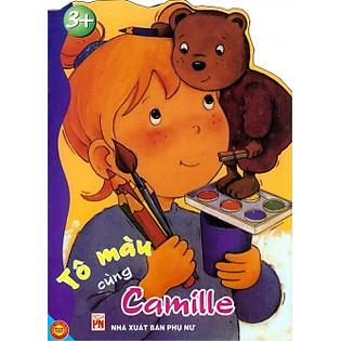 Tô Màu Cùng Camille (3+) (Tái Bản 2012)