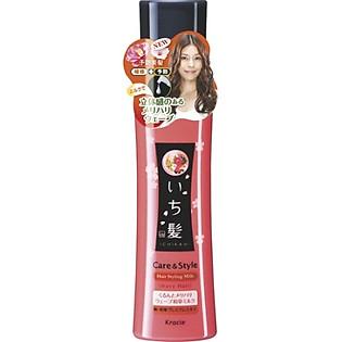 Sữa Dưỡng Tóc Ichikami Dành Cho Tóc Uốn - 150Ml