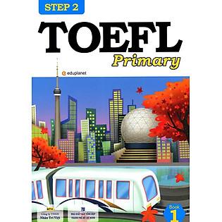 TOEFL Primary Book 1 Step 2 (Kèm CD)