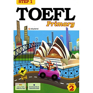 TOEFL Primary Book 2 Step 1 (Kèm CD)