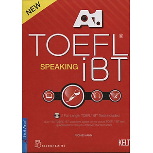 TOEFL IBT - Speaking A1 (K CD)