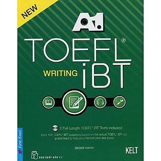TOEFL IBT - Writing A1 (Không CD)