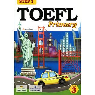 TOEFL Primary Book 3 Step 1 (Kèm CD)