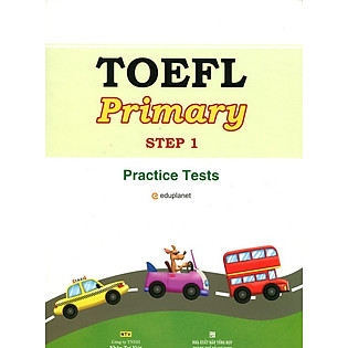 TOEFL Primary Step 1 - Practice Test (Kèm CD)