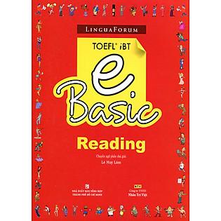TOEFL Ibt Ebasic - Reading