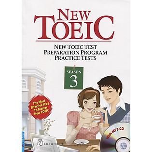 New Toeic 400 - Season 3 (Kèm CD)