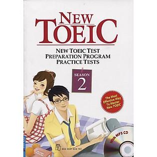 New Toeic 400 - Season 2 (Kèm CD)
