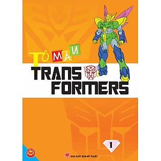 Tô Màu Transformers - Tập 1