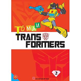 Tô Màu Transformers - Tập 2