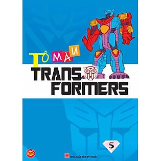 Tô Màu Transformers - Tập 5