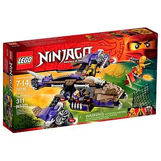 Mô Hình LEGO Ninjago - Máy Bay Độc Xà 70746