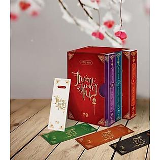 """""""Trường Tương Tư (Trọn Bộ 3 Tập) - Bìa Cứng, Tặng Kèm Bookmark"""""""