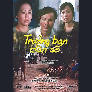 PHIM VIỆT NAM: TRƯỞNG BAN DÂN SỐ (DVD)