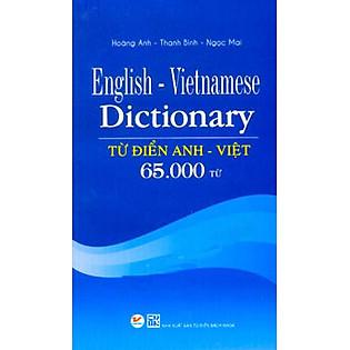 Từ Điển Việt Anh Dùng Cho Học Sinh 120.000 Từ