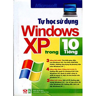 Tự Học Sử Dụng Window XP Trong 10 Tiếng
