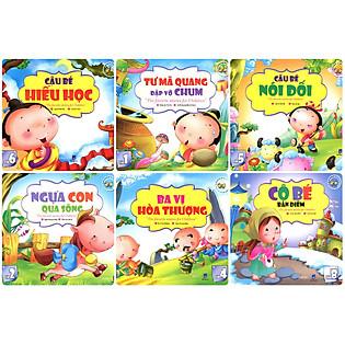 Combo Những Câu Chuyện Trẻ Em Yêu Thích Nhất - Trọn Bộ 6 Cuốn (Túi 4)