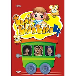 Tuổi Thần Tiên 4 (DVD)