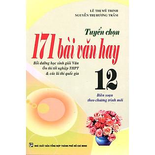 Tuyển Chọn 171 Bài Văn Hay 12