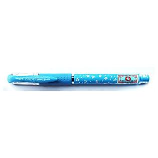 Bút Gel Signo (0.38) Nét Siêu Nhỏ - Thân Sắc Màu UM-151 SAKURA BLUE (Xanh Ngọc)