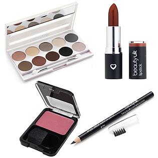 Bộ Trang Điểm Khói Hiện Đại Beauty UK - Combo015