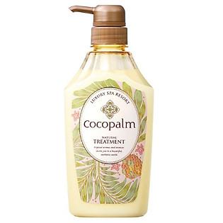 Dầu Xả Cocopalm Chai 600Ml