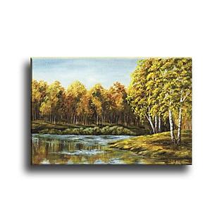 Tranh Canvas Vicdecor TCV0028 Rừng Thu