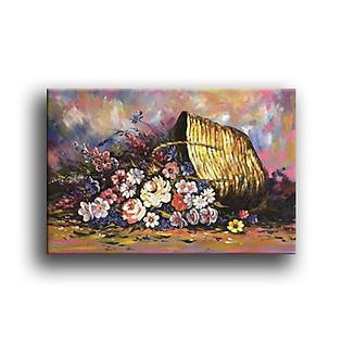Tranh Canvas Vicdecor TCV0029 Hoa Nghệ Thuật 9