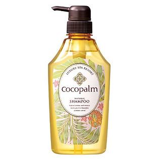 Dầu Gội Cocopalm Chai 600Ml