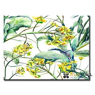 Tranh Treo Tường Canvas Suemall CV1408107- Mùa Hoa Mai