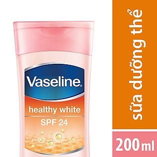 Sữa Dưỡng Thể Vaseline Chống Nắng 200Ml