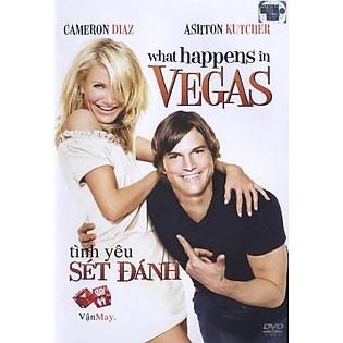 Tình Yêu Sét Đánh - What Happens In Vegas (DVD)