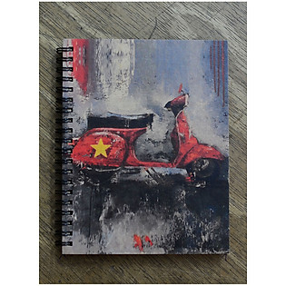 Sổ Tay Xe Cổ - Vespa Việt Nam