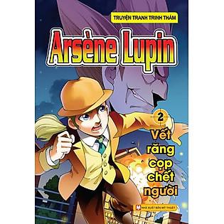 Arsène Lupin (Tập 2) - Vết Răng Cọp Chết Người