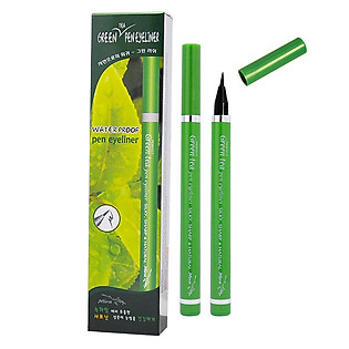 Viết Kẻ Mí Mắt Tinh Chất Trà Xanh Mira Perfect Green Tea Pen Eyeliner - C347