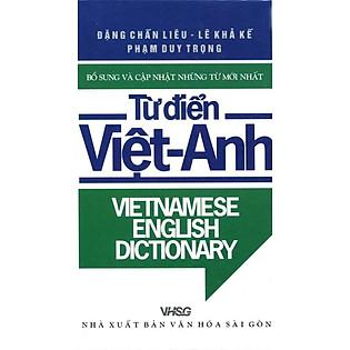 Từ Điển Việt - Anh (Lê Khả Kế)