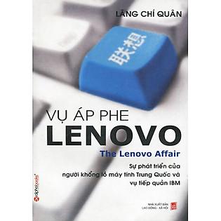 Vụ Áp Phe Lenovo