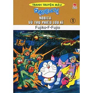 Nobita Vũ Trụ Phiêu Lưu Kí - Tập 1 (Truyện Tranh Màu)