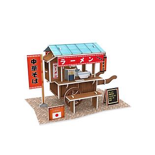 Mô Hình Giấy Cubic Fun: Ramen Stand [W3103h]