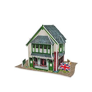 Mô Hình Giấy Cubic Fun: The Sandwich Shop [W3106h]