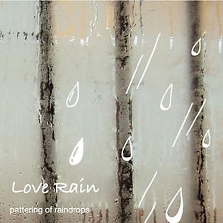 Decal Dán Tường Ninewall Love Rain W600