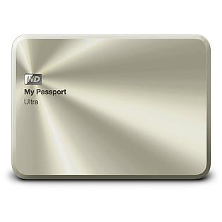Ổ Cứng Di Động WD My Passport Ultra Metal 2TB APAC