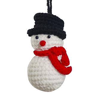 Người Tuyết Snowman Xmas WT-070WHI-M Bobicraft (7 Cm X 6 Cm X 12 Cm)